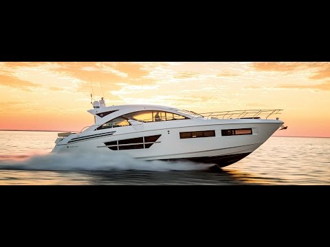 Review of the New Cruisers Yachts 60 Cantius with HMY Yachts