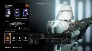 Star Wars Battlefront II - Galactic Assault Gameplay #1