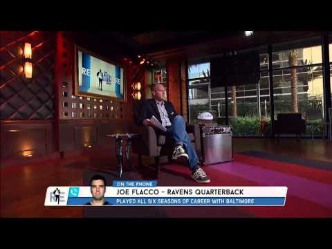 Ravens' QB Joe Flacco Calls in to The Rich Eisen Show (Full Interview) 10/21/14