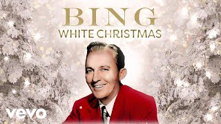Bing Crosby, The London Symphony Orchestra - White Christmas (Lyric Video)