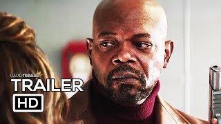 SHAFT Official Trailer #2 (2019) Samuel L. Jackson, Regina Hall Movie HD