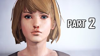 Life is Strange Episode 5 Walkthrough Part 2 - Art Gallery (PS4 Gameplay Commentary)
