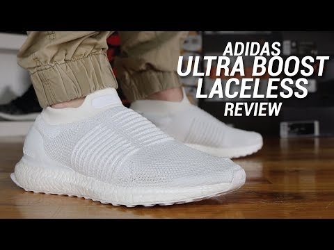 adidas Ultraboost Laceless Shoes Black | adidas US