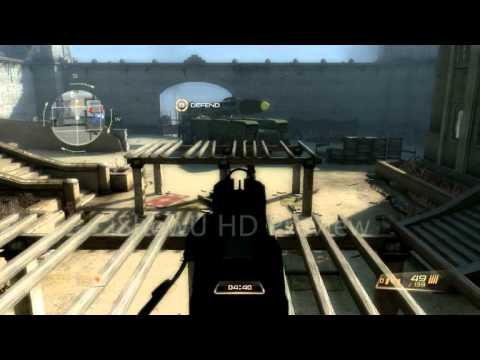 Guns in Modern Combat Domination: P90 + gameplay