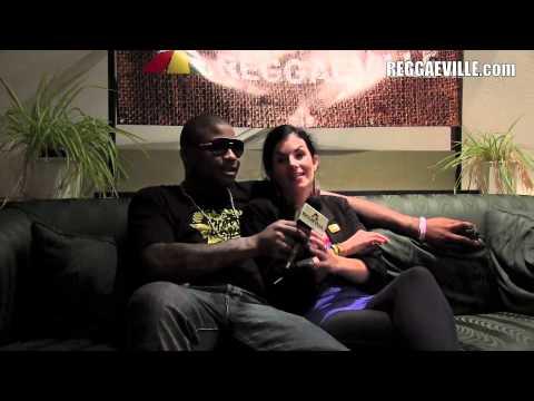 Interview: Gappy Ranks @ Reggae Jam 8/6/2011