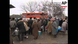 RUSSIA: CHECHNYA: RUSSIAN AND CHECHENS AGREE CEASEFIRE