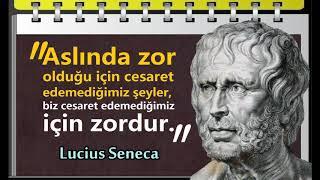 \Para ile satın alınan sadakat, daha fazla para ile de satılır.\ Lucius Seneca Sözleri (MÖ 4-MS 65)