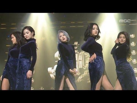 쇼챔피언 - Spica - Lonely, 스피카 - 론리, Show Champion 20121204