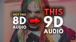 "6ix9ine, Nicki Minaj - ""FEFE"" (9D AUDIO)"