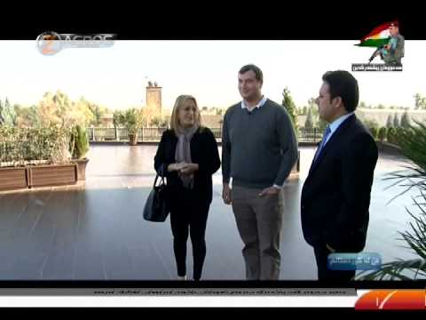 Zagros TV Interview 30 January 2015