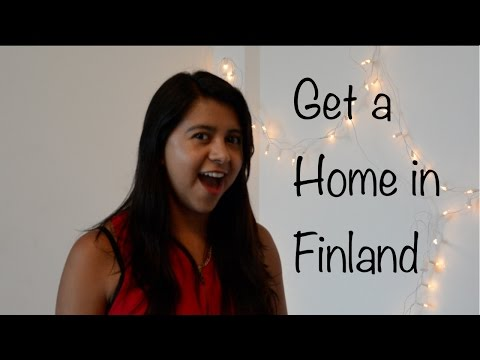 Housing and Accommodation Tips in FINLAND!