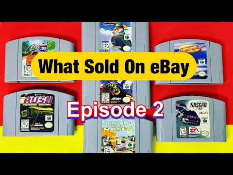 What Sold On EBAY #2 | Make Money Online | What To Sell Online For Big PROFIT