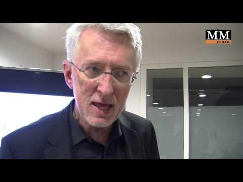 Jeff Jarvis: Datenschutz als Waffe gegen Google und Co. - VIDEO