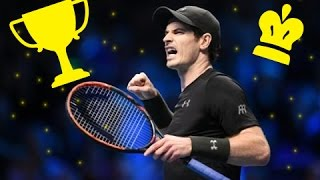 ☝ ATP World Tour Finals: Andy Murray VS Kei Nishikori 2016