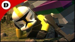 SAVING COMMANDER BLY - Lego Star Wars III: The Clone Wars 2
