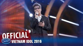 VIETNAM IDOL 2016 - GALA 9 - XIN EM - BÙI ANH TUẤN