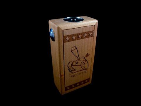 custom wood box mod 1