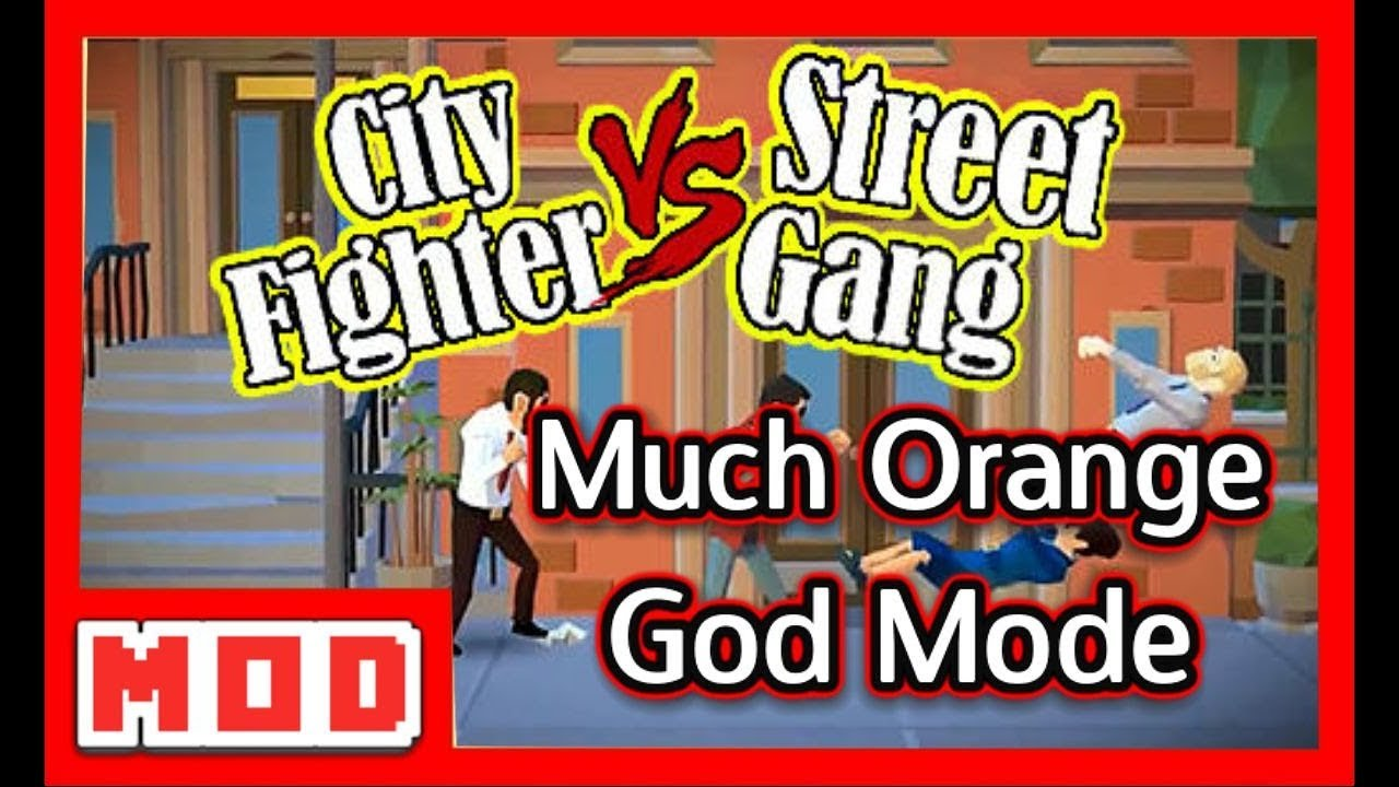 City Fighter vs Street Gang v2 0 4 MOD by GNaFF Modding