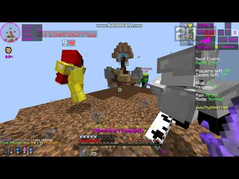 Skywars Doubles // Episode #1 // Playing With a Fan!