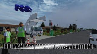 FSX Review - Kilimanjaro International Airport (Steam Edition)