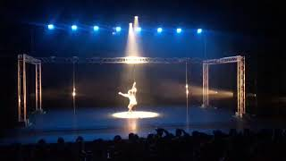 Pole arena 2018 competition