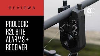 CARPologyTV - Prologic R2L Bite Alarms & Receiver Review
