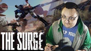 THE SURGE – Лучше бы на завод пошел (ОБЗОР)