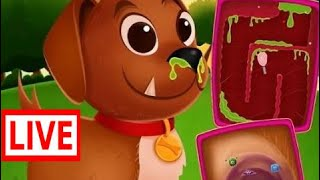 Princess Flu Doctor - Android gameplay Bull Studios  Movie  apps  free  kids  best #DAD