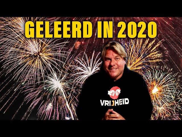 GELEERD IN 2020 - DE JENSEN SHOW #279