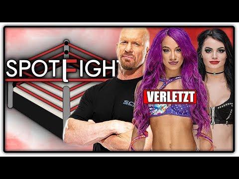 Steve Austin Special Guest Referee? Paige äußert sich zu Sasha Banks! (Wrestling News Deutschland)