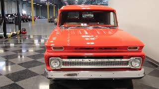 122 PHX 1966 Chevy Panel Delivery