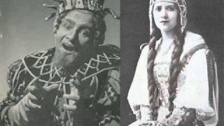 Leonard Warren & Bidu Sayão - Ah solo per me l