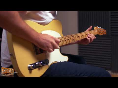 1973 Fender Telecaster Blonde | CME Quick Riff | Nathaniel Murphy