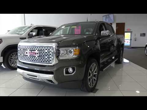 2019 GMC Canyon Denali Crew Cab Long Box - GMC Truck Dealer Reading, PA