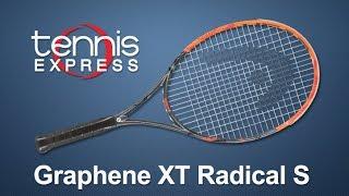 HEAD Graphene XT Radical S Racquet Review | Tennis Express