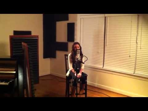 Maddi Jane - Jar of Hearts (C. Perri) Rehearsal clip