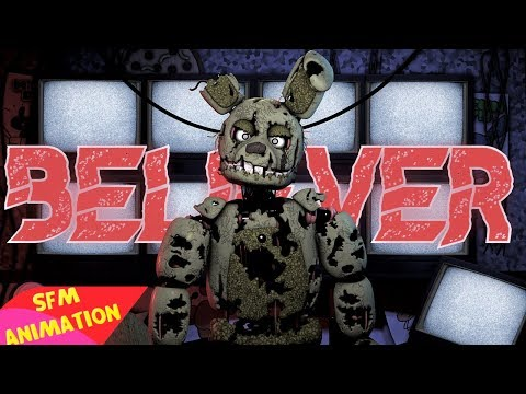 "(SFM)""Believer"" Cover Created By: Chase Holfelder"