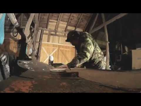 Budowa czatowni Sezon 1, Odcinek 2 / Constructing a hide (p. 2)