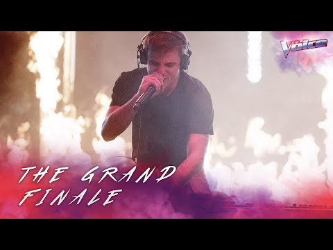 Grand Finale: Sam Perry sings Praise You x Stronger | The Voice Australia 2018