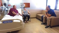 Nursing home dumped man unable to care for himself in lobby of independent living facility