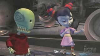 Death Jr.: Root of Evil Nintendo Wii Gameplay -