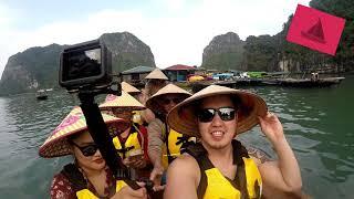 Ha Long Bay Escapade