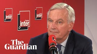 Michel Barnier says Irish border issue could sink Brexit talks