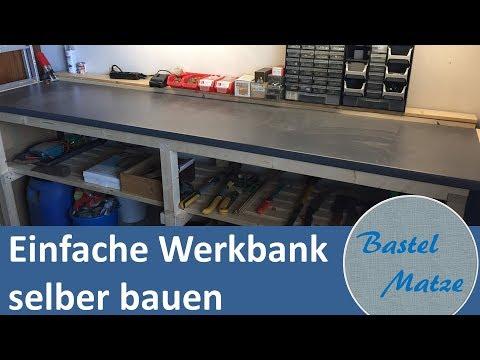 Entfernungsmesser Selber Bauen : Einfache werkbank selber bauen building a simple workbench youtube
