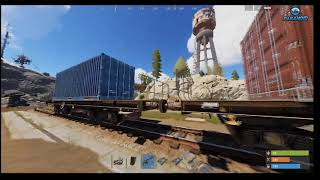 RUST TIPS For Noobs How To Solve The Trainyard Puzzle Loot