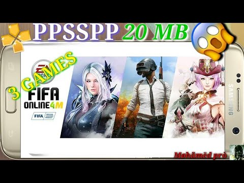 Download 3 GAMES SIZE 20 MB PPSSPP HIGHLY COMPRESSED ANDROID+PC+MEDIAFIRE  BY MOHAMED PRO