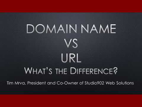 What S The Difference Between A Domain Name And Url