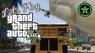 Let's Play – GTA V – Titan VS Dump