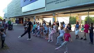 Мастер класс I Каскад Ульяновск I  Джайв I dance master class | Jive | 捷舞
