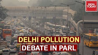 Delhi Pollution To Be Discussed In Parliament, Will MPs Turn Up At Key Meet?